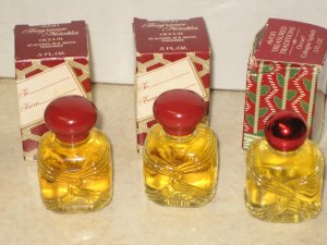 3 New AVON Vintage OCCUR ! Cologne Fragrance Lot b