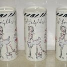 3 New AVON So LADYLIKE Fragrance Body TALC Lady Like