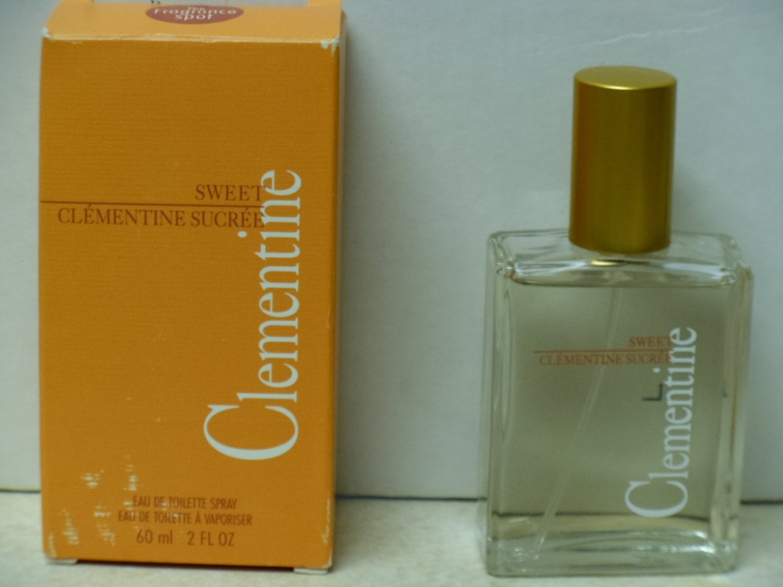 New AVON SWEET CLEMENTINE SUCREE Eau de Toilette Spray Fragrance 1998