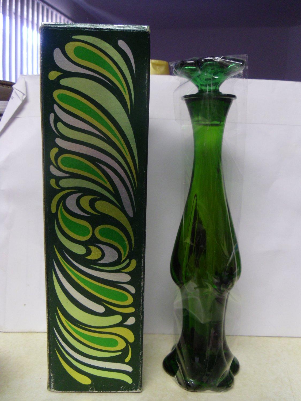 New AVON UNFORGETTABLE Fragrance Cologne Vase