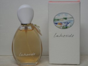 New AVON LAKESIDE Cologne Spray Fragrance 1994 Women