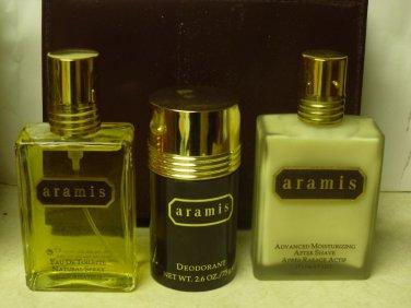 ARAMIS Eau de Toilette Spray After Shave Deodorant Set