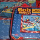 New BOB THE BUILDER TWIN SHEET JERSEY SET COMFORTER Construction Scoop Muck