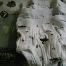 3 New OSH KOSH UNDERWEAR Briefs Sz 7 Boys Airplane Plane Gray