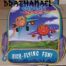 New JAY JAY THE JET PLANE BACKPACK BAG Canvas Toddler Boy Airplane