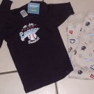 New GYMBOREE PAJAMAS PJs Spring Training Baseball Sz 7 Blue Sports Boy Ball
