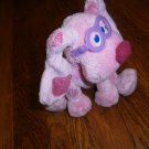 Used Blue's Clues MAGENTA Stuffed Toy Dog Pink Plush 2005