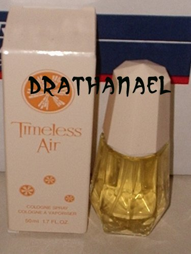 2 New AVON TIMELESS AIR Cologne Spray Fragrance Women