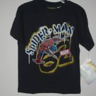 New The Amazing SPIDERMAN SHIRT Sz 7 Tops Blue