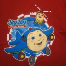 New JAY JAY THE JET PLANE SHIRT Tops Red Boy Jayjay Savannah Size 3T
