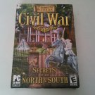 Used Civil War Secrets of the North & South PC Game 2008