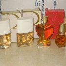 4 New AVON TIMELESS MINI Cologne Spray Splash Lot