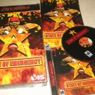 USED STATE OF EMERGENCY PC Game 2003 by VIS Videogame
