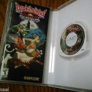 USED DARKSTALKERS Chronicle The Chaos Tower PSP Game Videogame 2005 Capcom