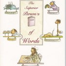 The Superior Person's Book of Words by Peter Bowler ...