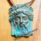 DIONISUS  - Zagreas Archaic , Pendant , Pagan Talisman Medium