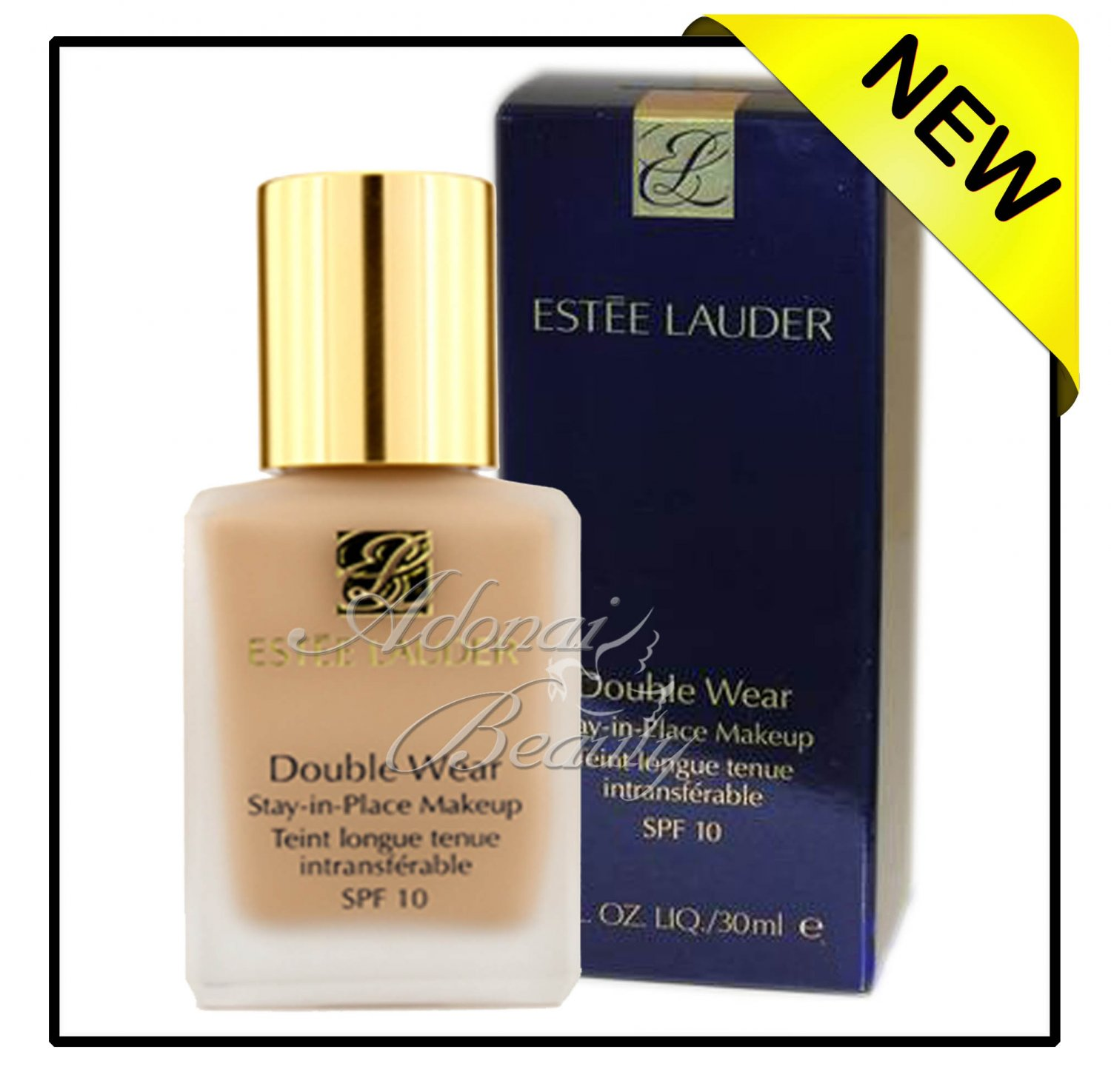 ESTEE LAUDER 02 PALE ALMOND (2C2) Double Wear Stay In Place Makeup 30ml