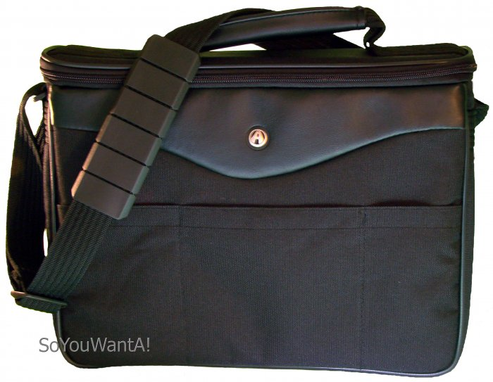 Avenues 'The Essex'  15 Inch Laptop Notebook Computer Case