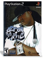 PS2 Get on Da Mic (PS2) with Microphone