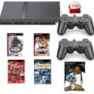 PS2 Smaller, Slimmer and Network Ready PlayStation 2 Entertainment Bundle