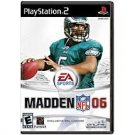 SONY Madden NFL 2006 PS2