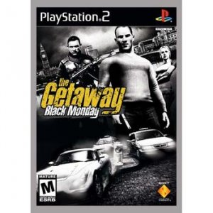 SONY The Getaway: Black Monday PS2