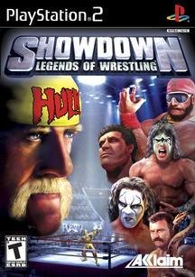 ACCLAIM 23309 Showdown: Legends of Wrest PS2