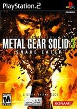 SONY Metal Gear Solid 3: Snake Eater (PlayStation 2)
