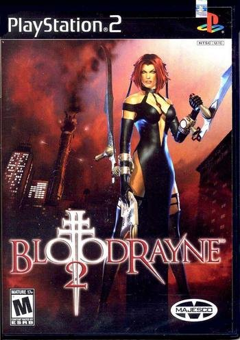 MAJESCO BLOODRAYNE 2: PLAYSTATION 2