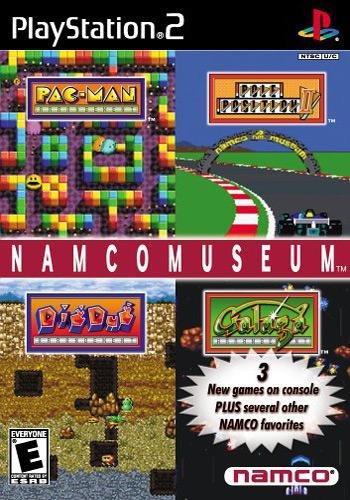 SONY PS2 Namco Museum