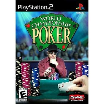 CRAVE World Championship Poker PS2