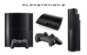 PS3 Sony Playstation 3 - 20GB Video Game System (Japan's Version)