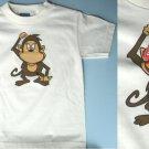 kids flip up T-shirt 0455c