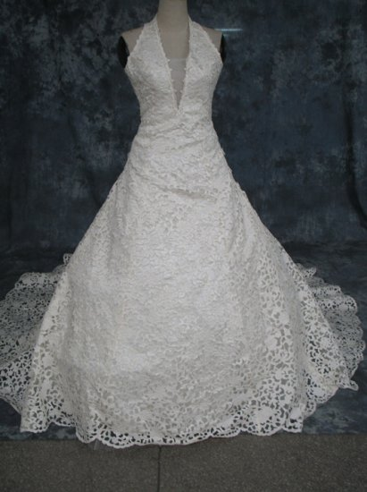 wedding dress hd002