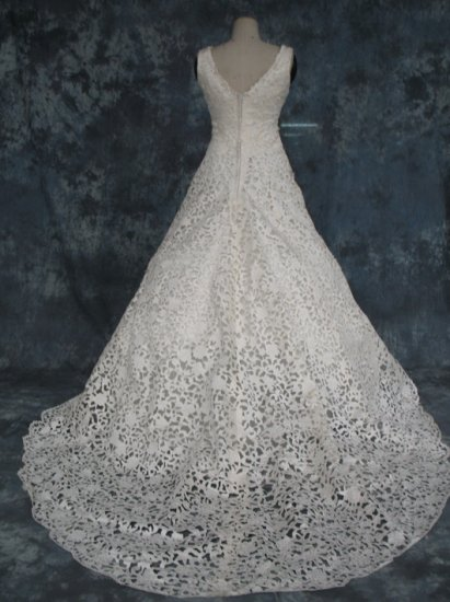 wedding dress hd004
