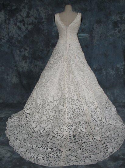 wedding dress hd004