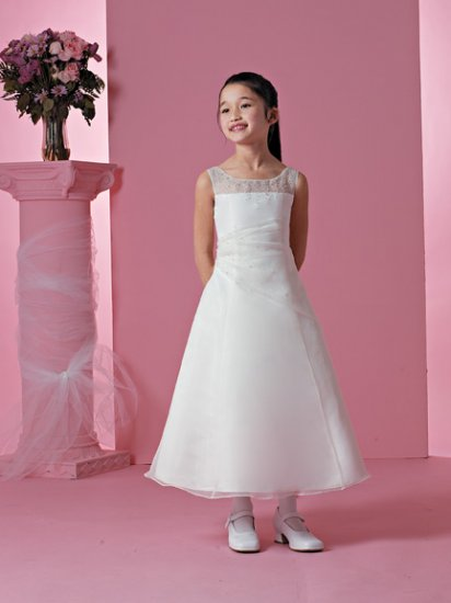 flower girl dress hdf001