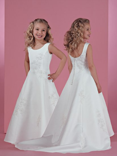flower girl dress hdf002