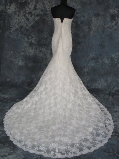 wedding dress hd006