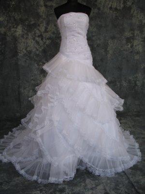 wedding dress hd007