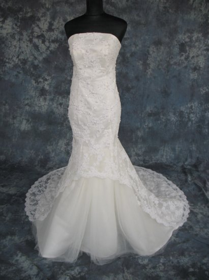 wedding dress hd008