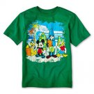 Disney Graphic T-Shirt Mickey, Donald, Goofy, Pluto Boys Size 4