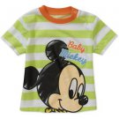 Disney Baby Mickey Graphic Tee Boys Size 2