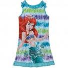 Disney Princess Arial Pajamas Girls Size 2