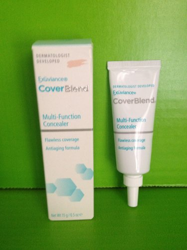 brand new exuviance cover blend multi function concealer