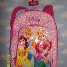 Brand New w/Tag Walt Disney My Little Princesses Backpack...FREE SHIP!