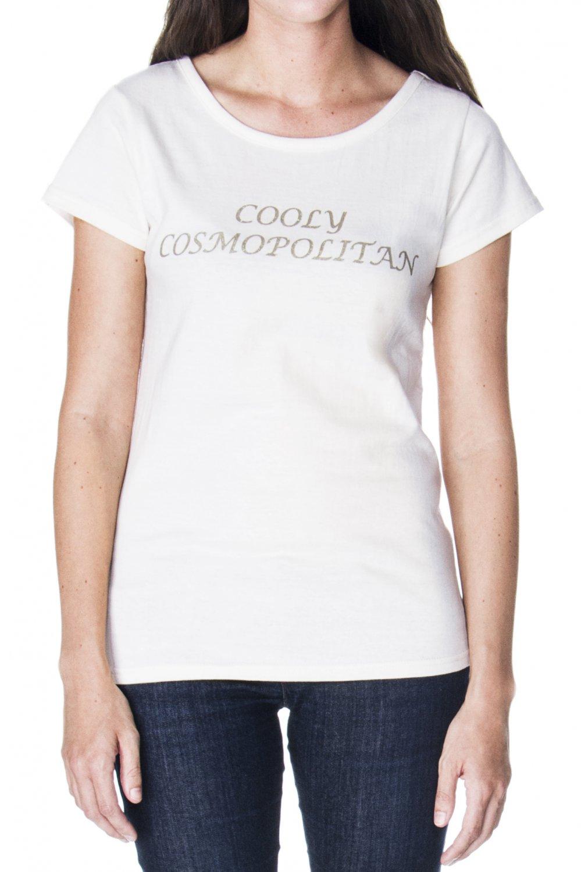 Women's Cooly Cosmopolitan Graphic T-shirt