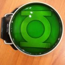 NEW LICENSED WARNER BROS DC Comics Green Lantern Logo Metal Belt Buckle Bioworld