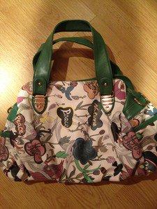 B & G Fashion Designer Handbag  Multicolor