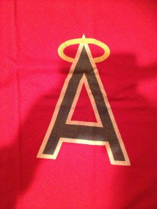 MLB Anaheim Angels Tshirt Mens Size Large